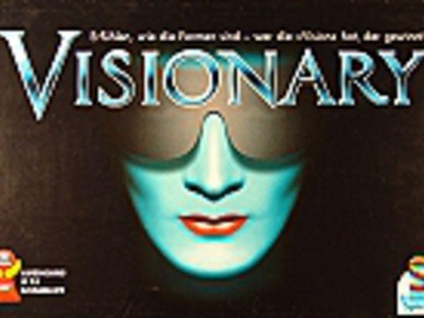 Bild zu Alle Brettspiele-Spiel Visionary