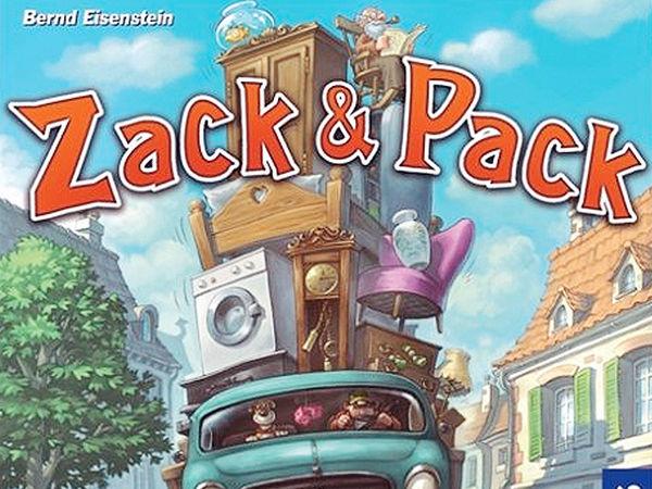 Bild zu Alle Brettspiele-Spiel Zack & Pack