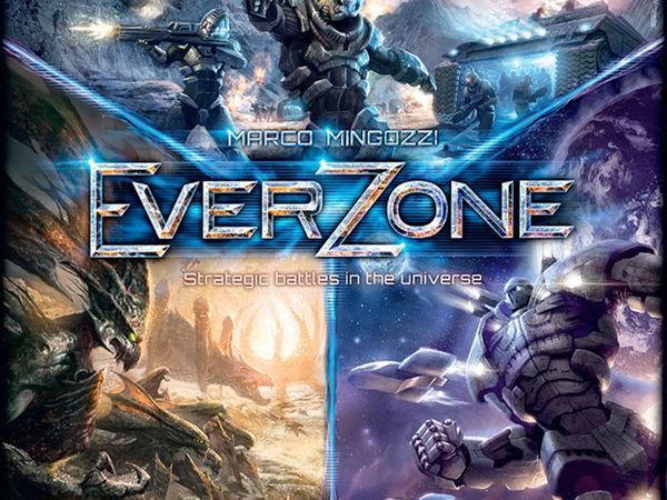Bild zu Alle Brettspiele-Spiel EverZone