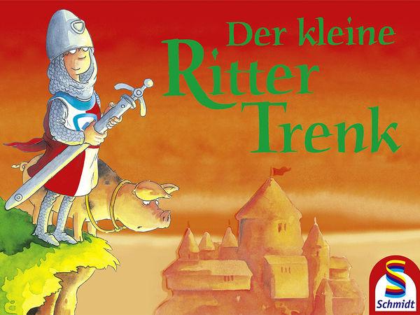 Bild zu Alle Brettspiele-Spiel Der kleine Ritter Trenk