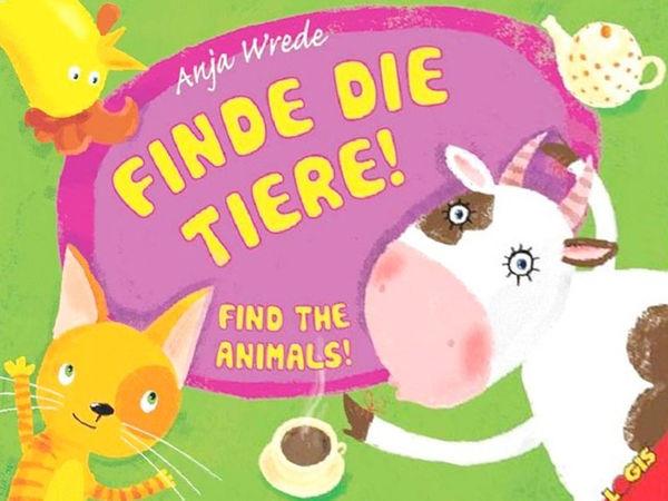 Bild zu Alle Brettspiele-Spiel Finde die Tiere