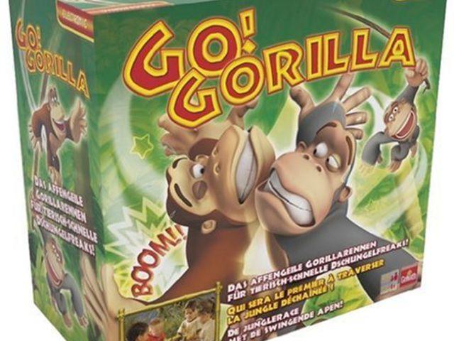 Go! Gorilla Bild 1