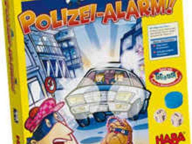 Polizei-Alarm! Bild 1