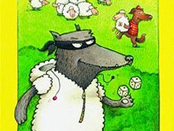 Bild zu Alle Brettspiele-Spiel Würfelwölfe