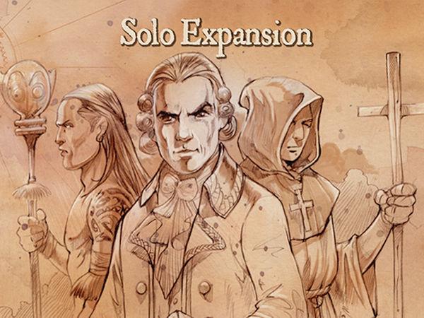 Bild zu Alle Brettspiele-Spiel Archipelago: Solo Expansion