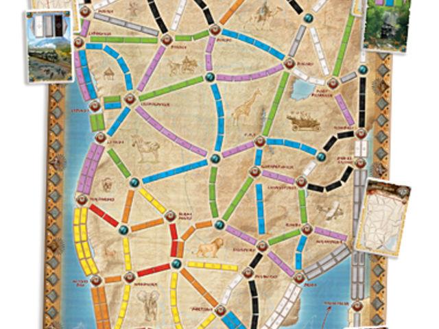 Zug um Zug: Im Herzen Afrikas Bild 1
