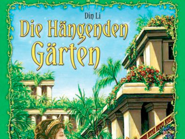 Bild zu Alle Brettspiele-Spiel Die Hängenden Gärten