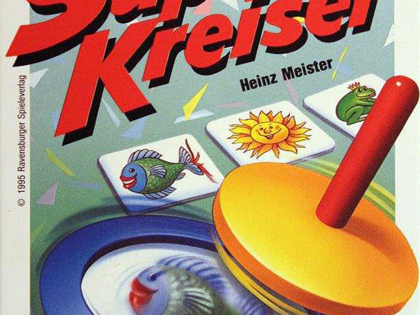 Bild zu Alle Brettspiele-Spiel Superkreisel