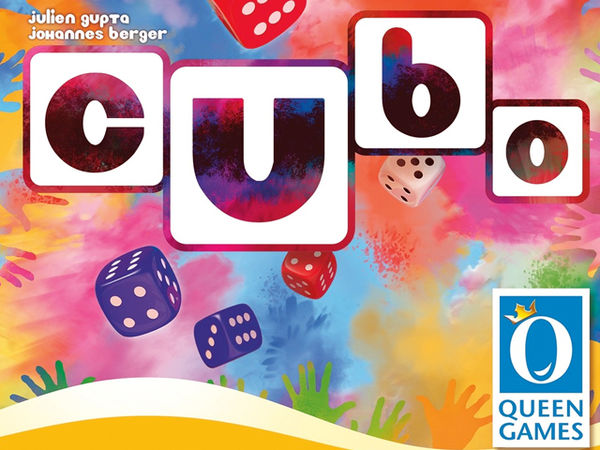 Bild zu Alle Brettspiele-Spiel Cubo