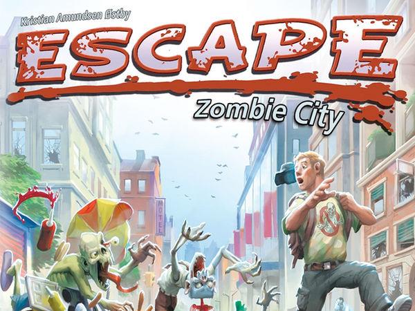 Bild zu Alle Brettspiele-Spiel Escape: Zombie City