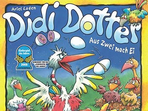 Bild zu Alle Brettspiele-Spiel Didi Dotter