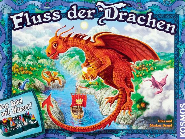Bild zu Alle Brettspiele-Spiel Fluss der Drachen