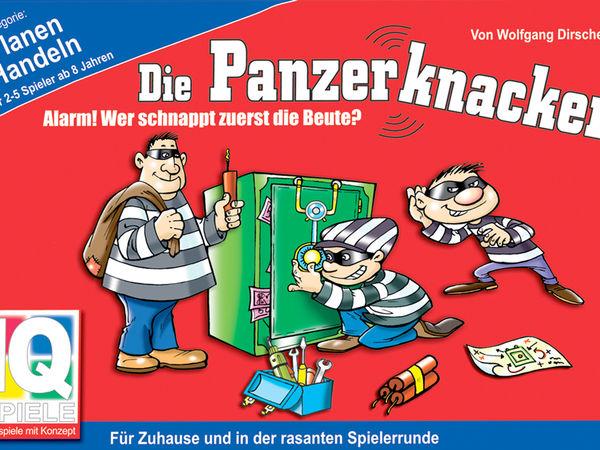 Bild zu Alle Brettspiele-Spiel Die Panzerknacker