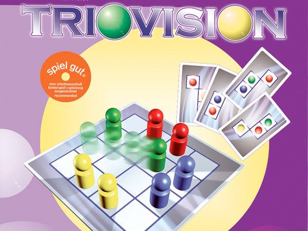 Bild zu Alle Brettspiele-Spiel Triovision