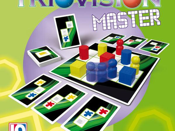 Bild zu Alle Brettspiele-Spiel Triovision Master