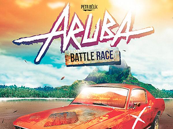 Bild zu Alle Brettspiele-Spiel Aruba: Battle Race