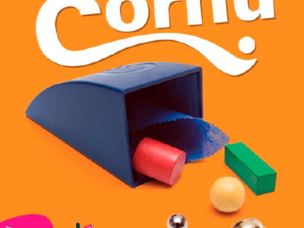 Bild zu Alle Brettspiele-Spiel Cornu