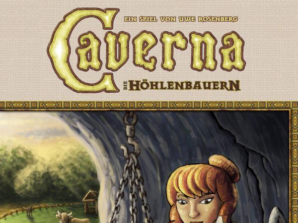 Bild zu Alle Brettspiele-Spiel Caverna