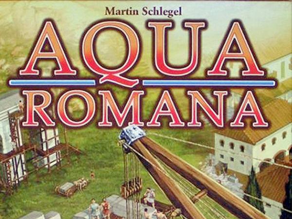 Bild zu Alle Brettspiele-Spiel Aqua Romana