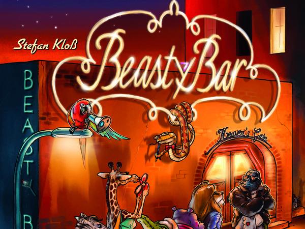 Bild zu Alle Brettspiele-Spiel Beasty Bar