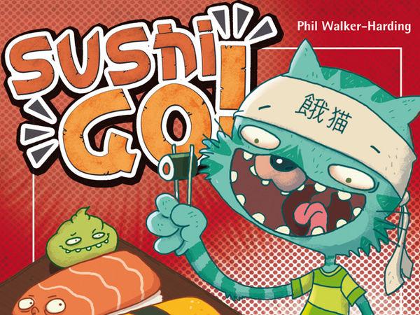 Bild zu Alle Brettspiele-Spiel Sushi Go!