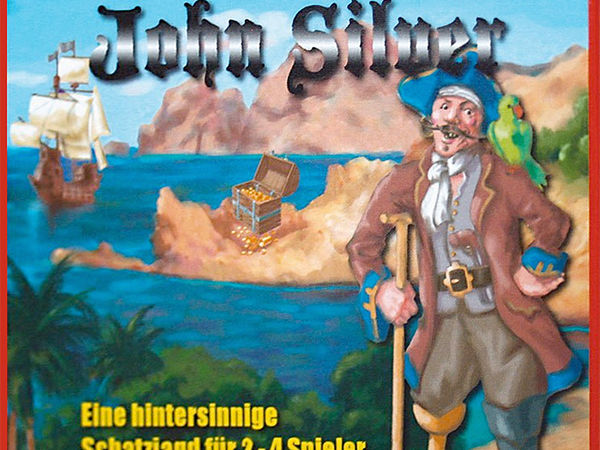 Bild zu Alle Brettspiele-Spiel John Silver