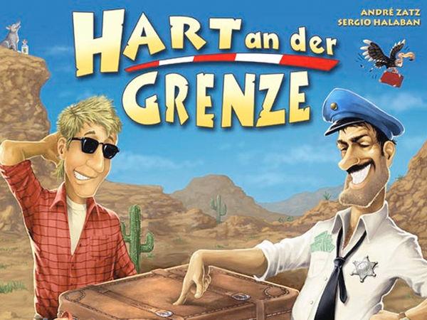 Bild zu Alle Brettspiele-Spiel Hart an der Grenze