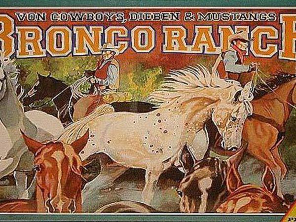 Bild zu Alle Brettspiele-Spiel Bronco Ranch