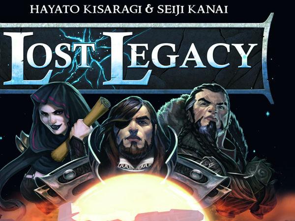 Bild zu Alle Brettspiele-Spiel Lost Legacy