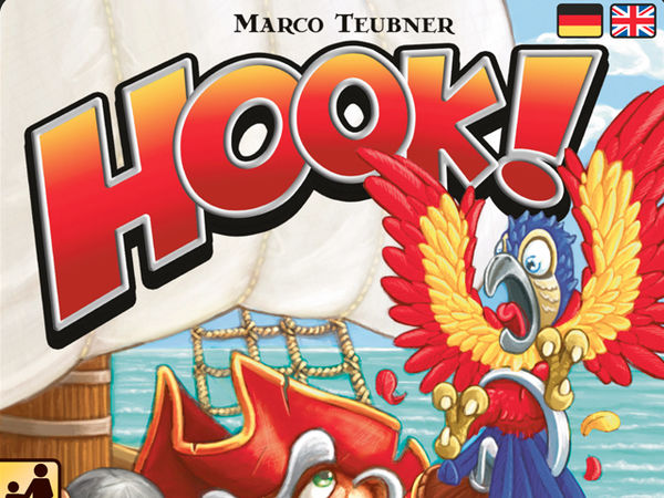 Bild zu Alle Brettspiele-Spiel Hook!
