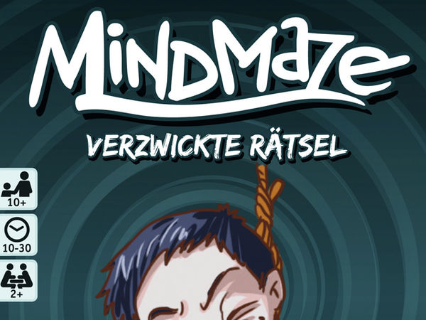 Bild zu Alle Brettspiele-Spiel MindMaze: Rabenschwarze Geschichten