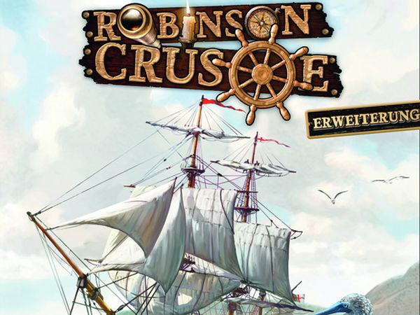 Bild zu Alle Brettspiele-Spiel Robinson Crusoe: Die Fahrt der Beagle
