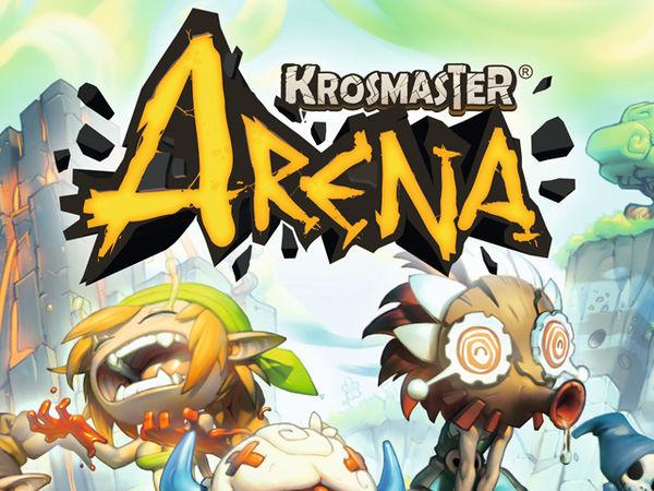Bild zu Alle Brettspiele-Spiel Krosmaster Arena
