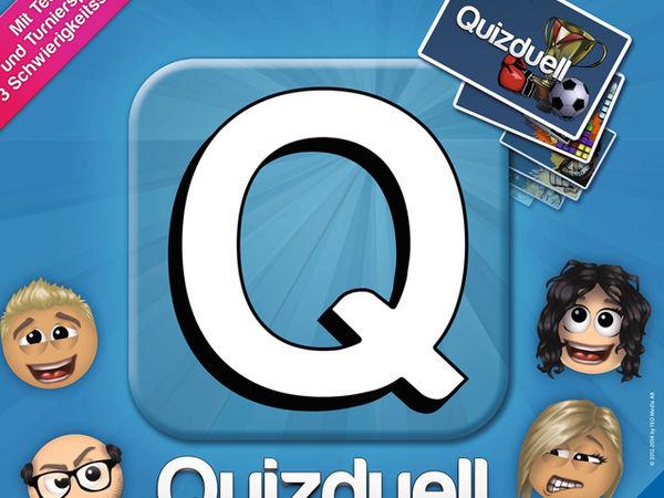 Bild zu Alle Brettspiele-Spiel Quizduell: Das Brettspiel