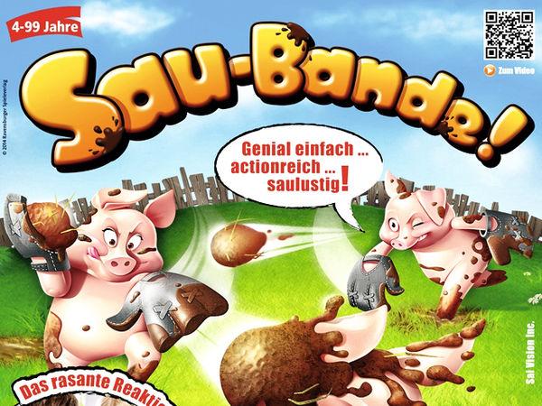 Bild zu Alle Brettspiele-Spiel Sau-Bande!