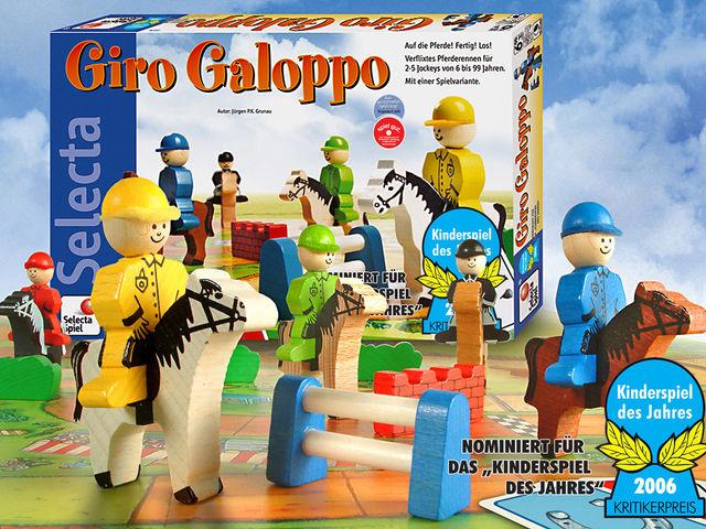 Giro Galoppo Bild 1