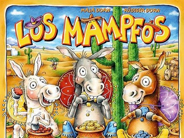 Bild zu Alle Brettspiele-Spiel Los Mampfos