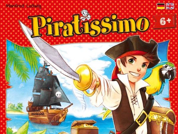 Bild zu Alle Brettspiele-Spiel Piratissimo