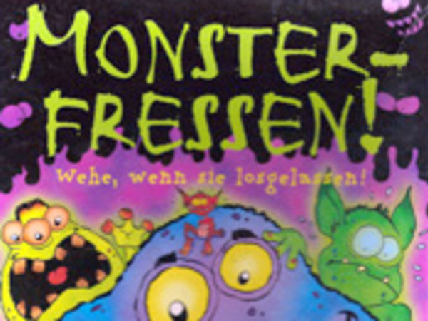 Bild zu Alle Brettspiele-Spiel Monsterfressen