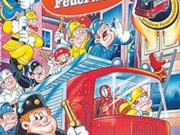 Bild zu Alle Brettspiele-Spiel Freddy von der Feuerwehr
