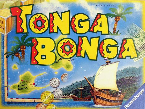 Bild zu Alle Brettspiele-Spiel Tonga Bonga