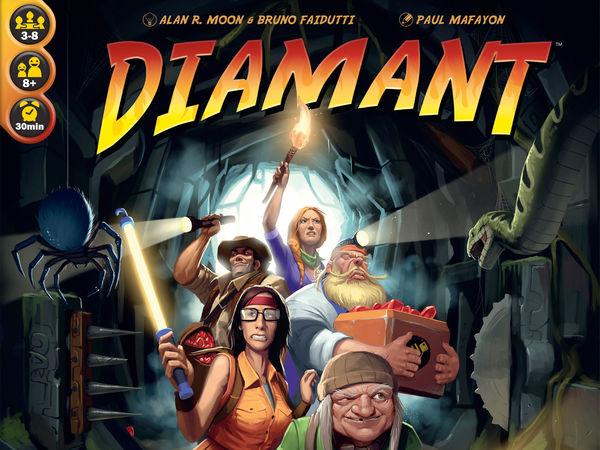 Bild zu Alle Brettspiele-Spiel Diamant