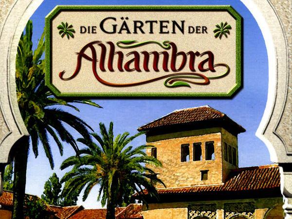 Bild zu Alle Brettspiele-Spiel Die Gärten der Alhambra