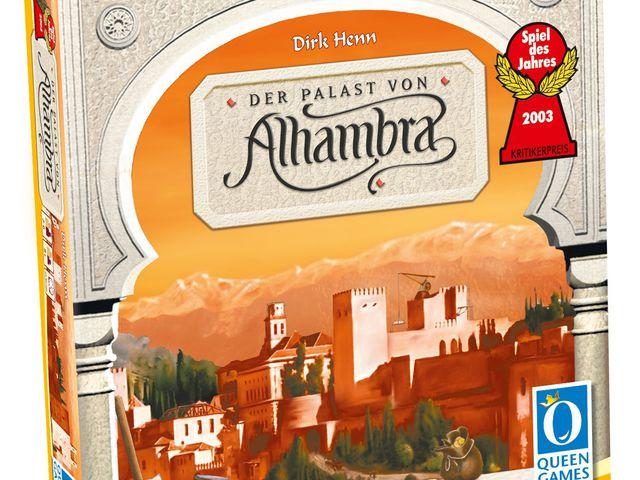 Der Palast von Alhambra Bild 1