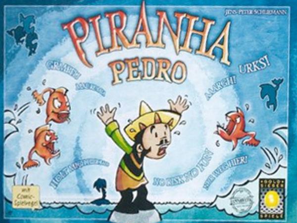 Bild zu Alle Brettspiele-Spiel Piranha Pedro