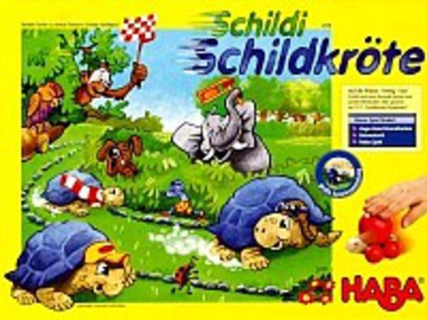 Bild zu Alle Brettspiele-Spiel Schildi Schildkröte