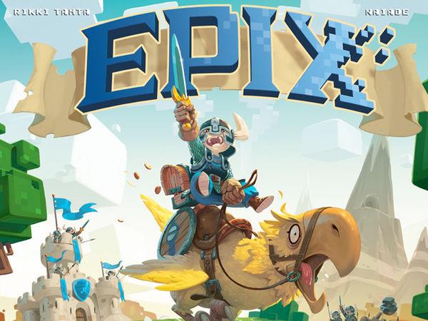 Bild zu Alle Brettspiele-Spiel Epix