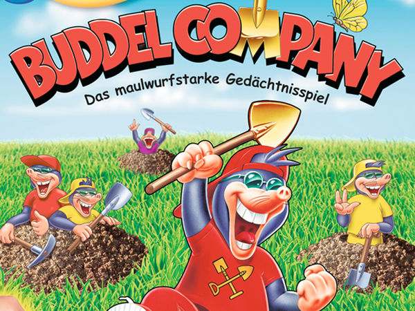Bild zu Alle Brettspiele-Spiel Buddel Company