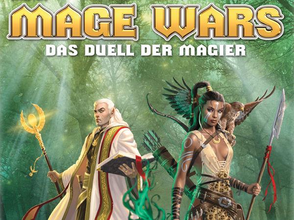 Bild zu Alle Brettspiele-Spiel Mage Wars: Die Eroberung von Kumanjaro