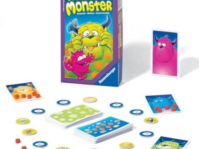 Flecken Monster Bild 1